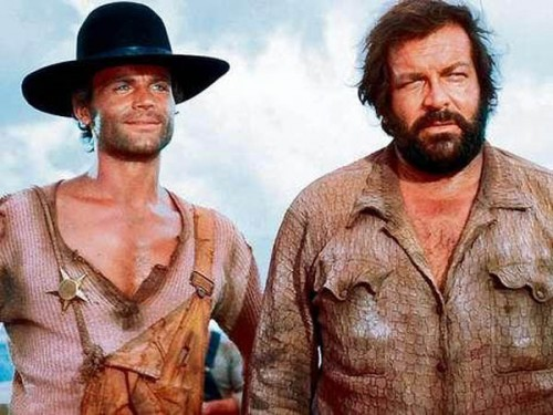 Terence Hill e Bud Spencer